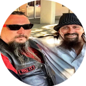Charlie & Big G Biker Morning Radio Show